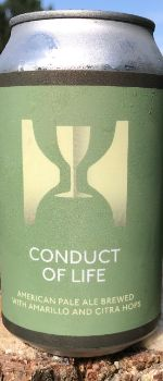 Conduct of Life - Hill Farmstead Brewery