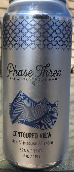 Contured View - Phase Three Brewing