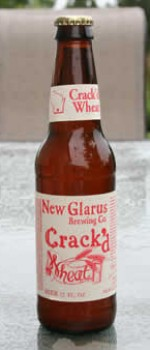 Crack'd Wheat - New Glarus Brewing Company
