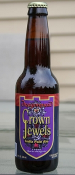 Crown Jewels India Pale Ale - Dragonmead Microbrewery