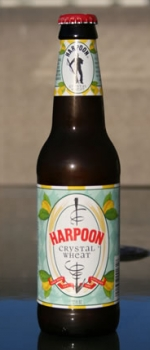 Crystal Wheat - Harpoon Brewery