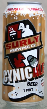 CynicAle - Surly Brewing Company