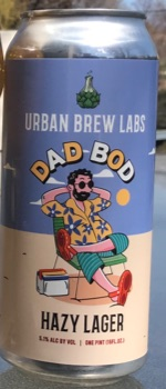 Dad Bod - Urban Brew Labs