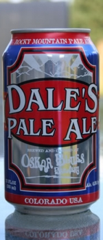 Dale's Pale Ale - Oskar Blues Grill & Brew