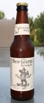 Dancing Man Wheat - New Glarus Brewing Company