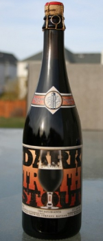 Dark Truth Stout - Boulevard Brewing Company