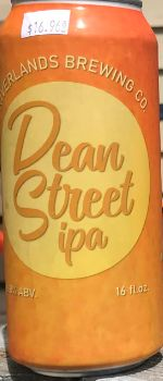 Dean Street - Riverlands Brewing Company