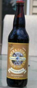Dean's Beans  Coffeehouse Porter - Berkshire Brewing Company