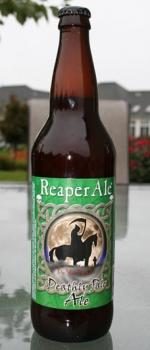 Deathly Pale Ale - ReaperAle Brewing Company
