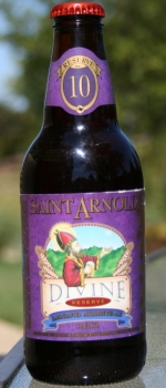 Divine Reserve No. 10 - Saint Arnold Brewing Company