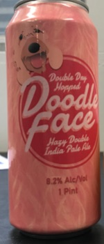Doodle Face - Riverlands Brewing Company