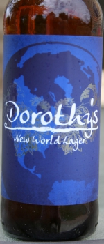 Dorothy's New World Lager - Toppling Goliath Brewing Company