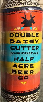 Double Daisy Cutter - Half Acre Beer Company