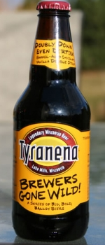 Doubly Down 'N Even Dirtier - Tyranena Brewing Company