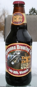 Down 'N Dirty Stout - Tyranena Brewing Company