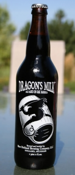 Dragon's Milk Ale Aged In Oak Barrels - New Holland Brewing Company