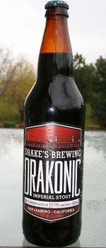 Drakonic Imperial Stout - Drake's Brewing Company