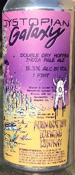 Dystopian Galaxy - Abomination Brewing Company
