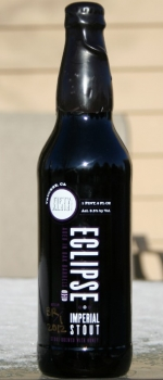 Eclipse - Evan Williams 2012 - Fifty Fifty Brewing Company