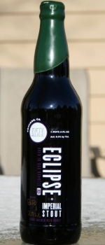 Eclipse - Rittenhouse Rye 2012 - Fifty Fifty Brewing Company