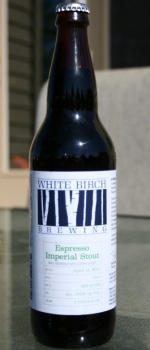 Espresso Imperial Stout - White Birch Brewing