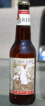Farm Girl Saison - Lift Bridge Beer Company