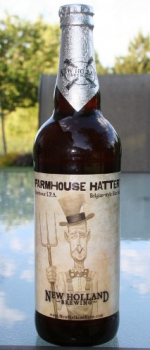 Farmhouse Hatter - New Holland Brewing Company