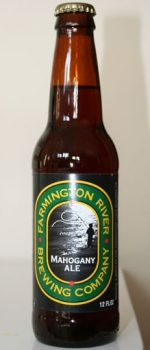 Farmington River Mahogany Ale - Mercury Brewing Company