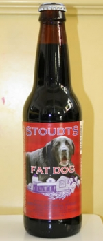 Fat Dog Stout - Stoudts Brewing Company