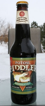 Fiddler Oatmeal Stout - Potosi Brewing Company