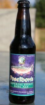 Fish Tale Poseidon's Imperial Stout - Fish Brewing Company