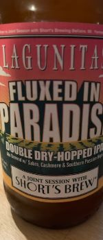 Fluxed in Paradise - Lagunitas Brewing Company