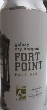Fort Point Galaxy Dry Hopped - Trillium Brewing Company