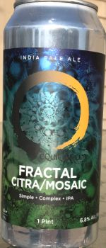 Fractal Citra/Galaxy - Equilibrium Brewery