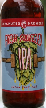 Fresh Squeezed IPA - Deschutes Brewery
