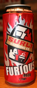 Furious - Surly Brewing Company