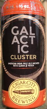 Galactic Cluster - Cigar City Brewing