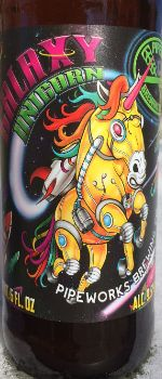 Galaxy Unicorn - Pipeworks Brewing Company