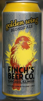 Golden Wing - Finch's Beer Company