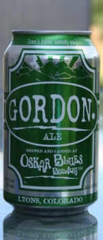 Gordon - Oskar Blues Grill & Brew