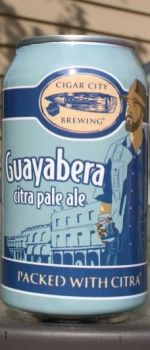 Guayabera - Cigar City Brewing