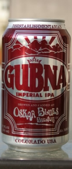 Gubna - Oskar Blues Grill & Brew