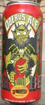 GWAR Beer Oderus Ale - Cigar City Brewing