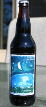 Half Moon Stout - Penobscot Bay Brewery