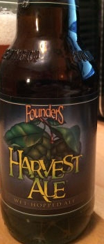 Harvest Ale - Founders Brewing Company