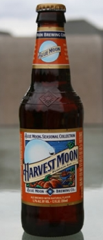 Harvest Moon Pumpkin Ale - Coors Brewing Company