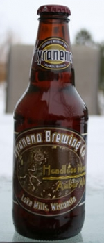Headless Man Amber Alt - Tyranena Brewing Company