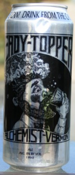 Heady Topper - Alchemy Brewing