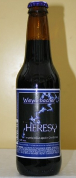 Heresy - Weyerbacher Brewing Company