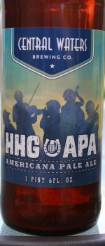 HHG APA - Central Waters Brewing Company